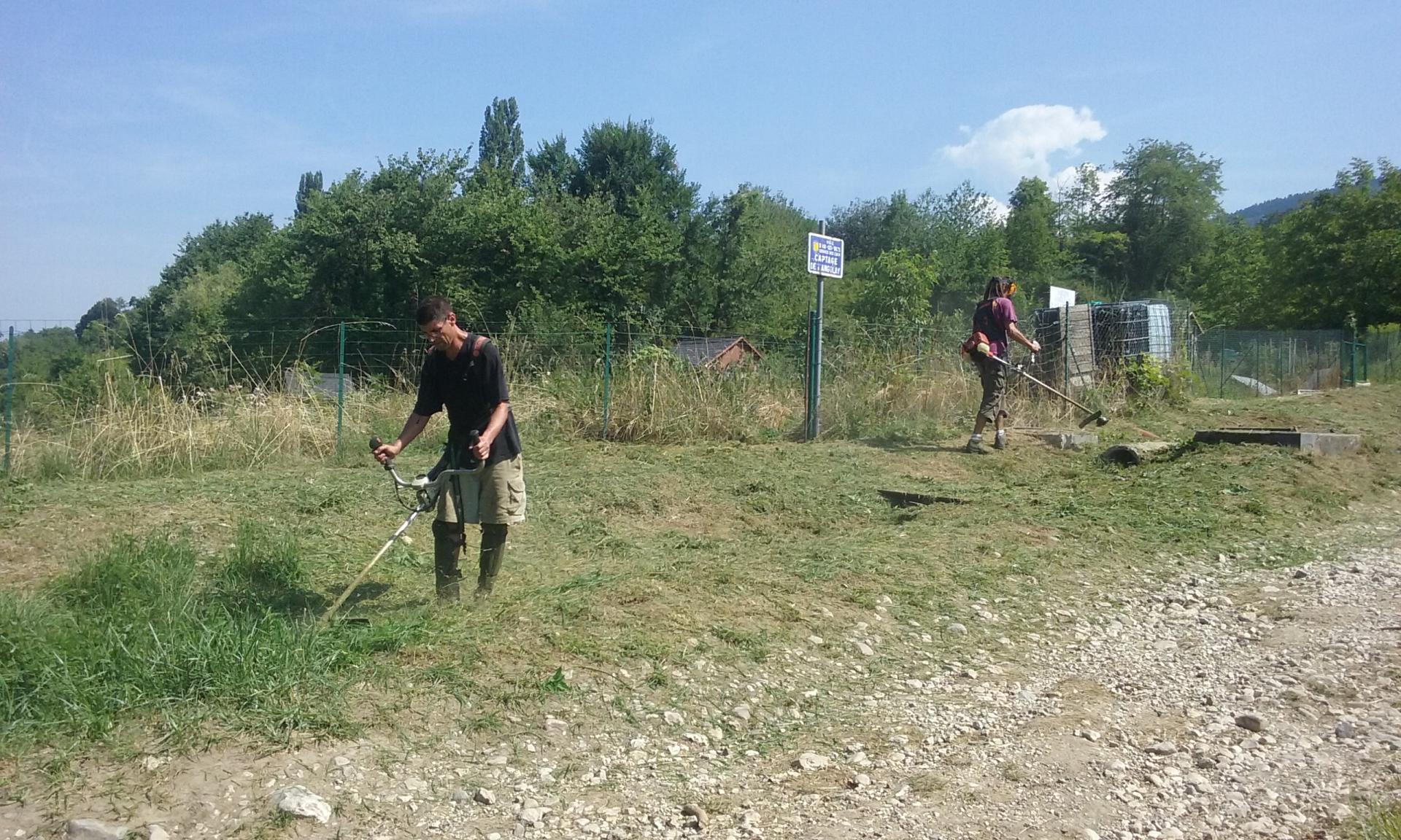 Espaces verts for Association entretien espaces verts